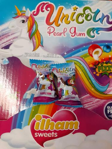 Ihams Unicorn Pearl   5p Gum ( Turkey )